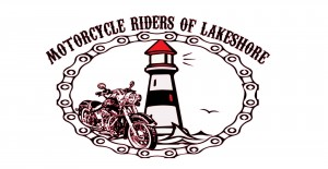 Motorcycle Riders of Lakeshore Logo - created January 16, 2015 by Aaron Edwards.