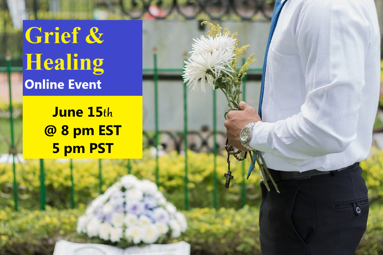 Grief & Healing with Sally Kay Miller